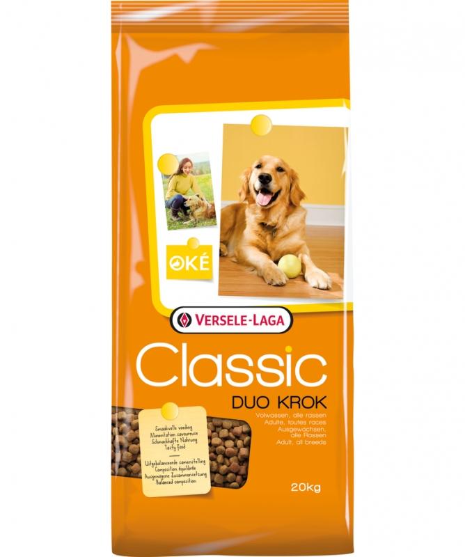 Classic Duo Crok 3 kg SAJÁT kiszerelés