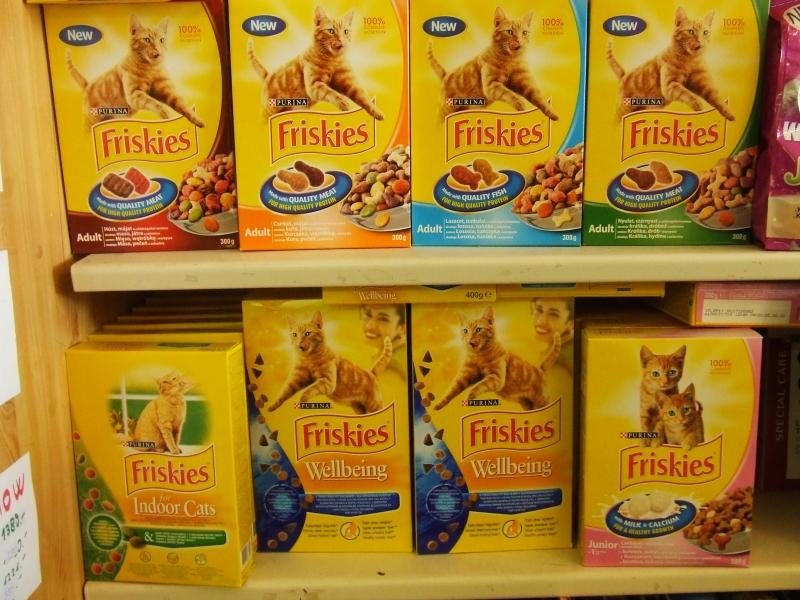 Friskies Special 300 g Indoor