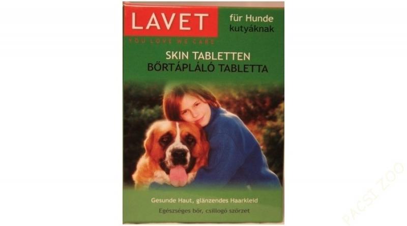 Lavet Bőrtápláló Vitamin kutyának