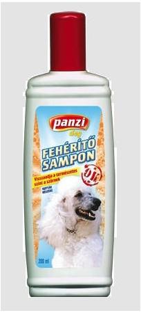 Panzi Fehérítő Sampon