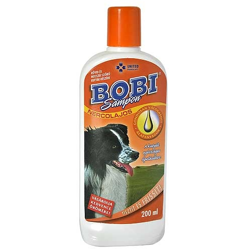 Bobi Nercolajos Sampon 200 ml