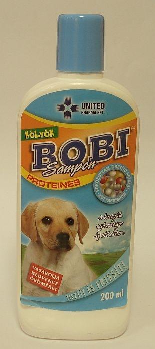 Bobi Kölyök Sampon