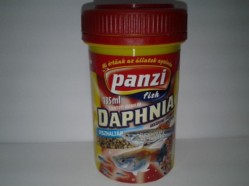 Panzi Vízibolha (Daphnia) 135ml