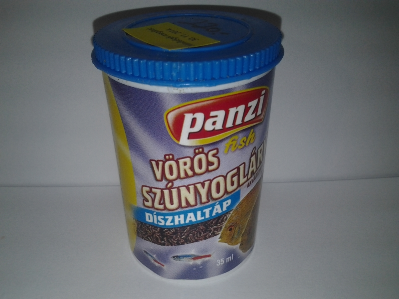 Panzi Vörös szúnyoglárva 35 ml