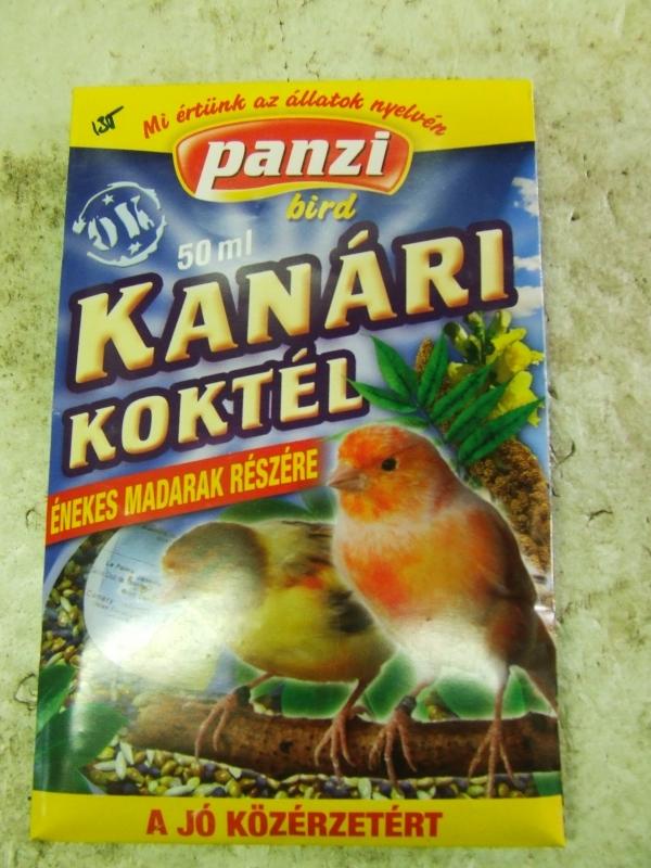 Panzi Kanárikoktél 50ml