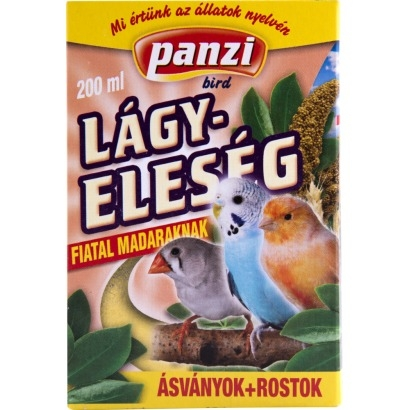 Panzi Lágyeleség 200ml