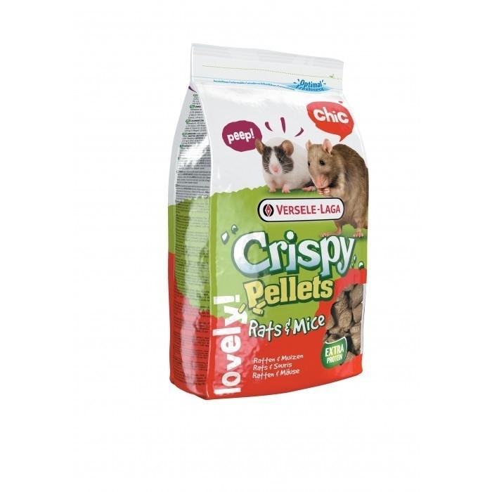 Crispy Rat&Mouse 1 kg