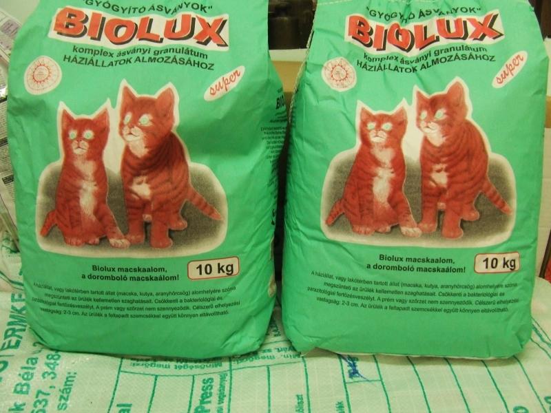 Biolux 10 kg (termékleírásban részletek)