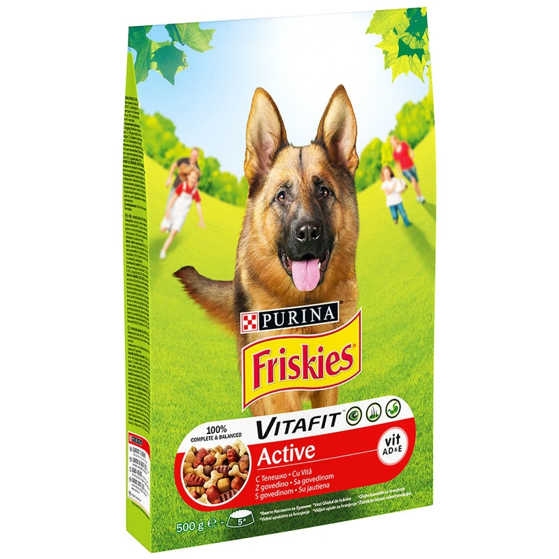 Friskies Adult Active 15 kg