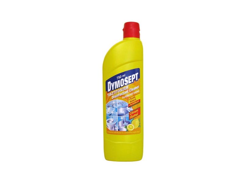 Dymosept fertőtlenítő tisztító citrom illattal 750ml