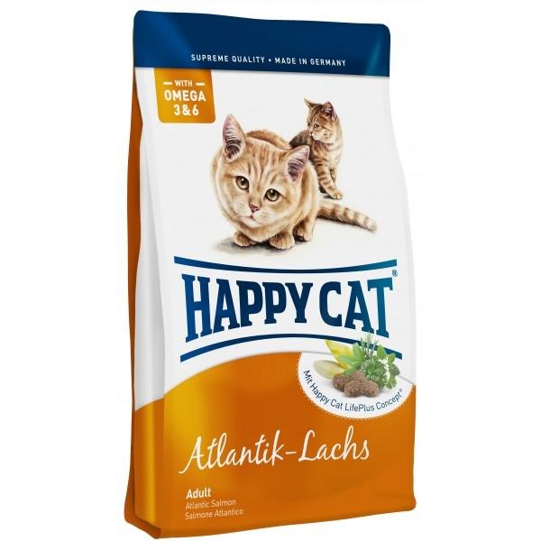 Happy Cat Supreme Fit & Well Adult Lazac Saját kiszerelés 1 kg