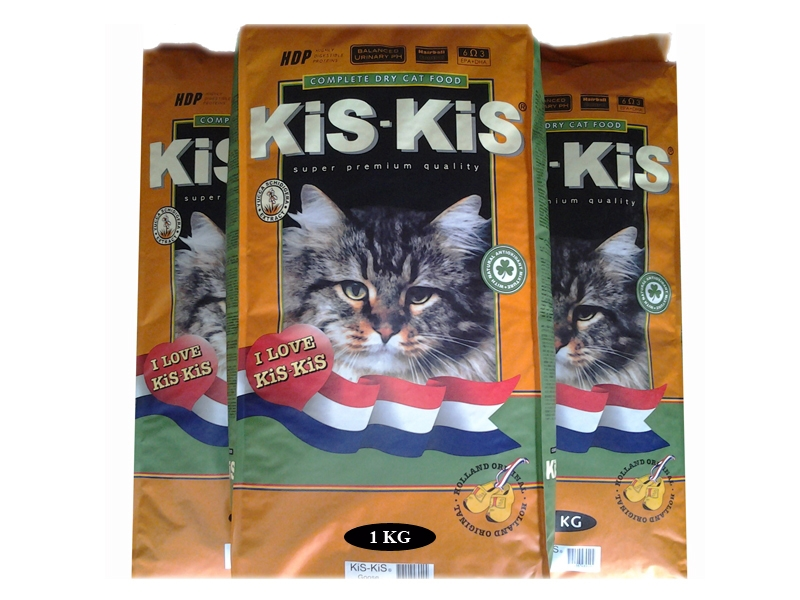 KiS - KiS super prémium szárazeledel Liba ízben Saját kiszerelés