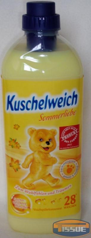 Kuschelweich (coccolino) öblitő nyári illat 1000ml