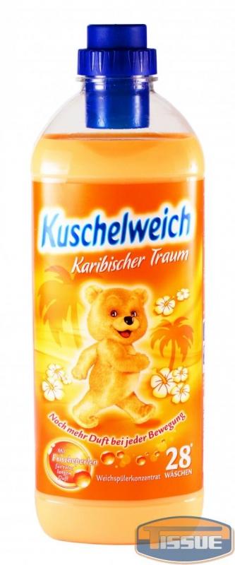 Kuschelweich (coccolino) Karibi álom illat 1000ml