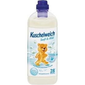 Kuschelweich (coccolino) Szelíd és Enyhe illat 1000ml
