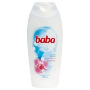 Baba tusfürdő Orchidea tej és Gyöngy 400 ml