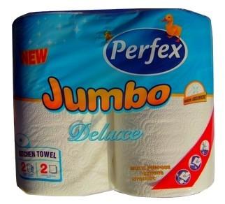 Jumbo papírtörlő 2x300 lap