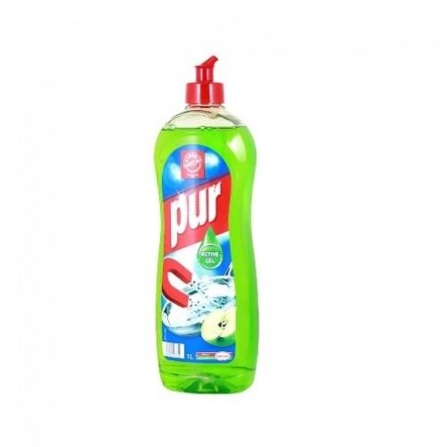 Pur mosogatószer Zöldalma illat 900ml