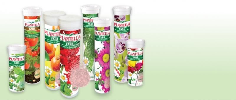 Plantella tabletta peciális trágya minden zöld növényre tabletta