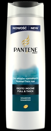 Pantene Pro-v normál-vastag szálú hajra, sampon és balzsam