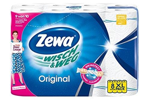 Zewa 8 tekercses Papírtőrlő