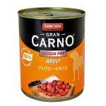 Animonda Gran Carno 400g Pulyka-Kacsa ízben