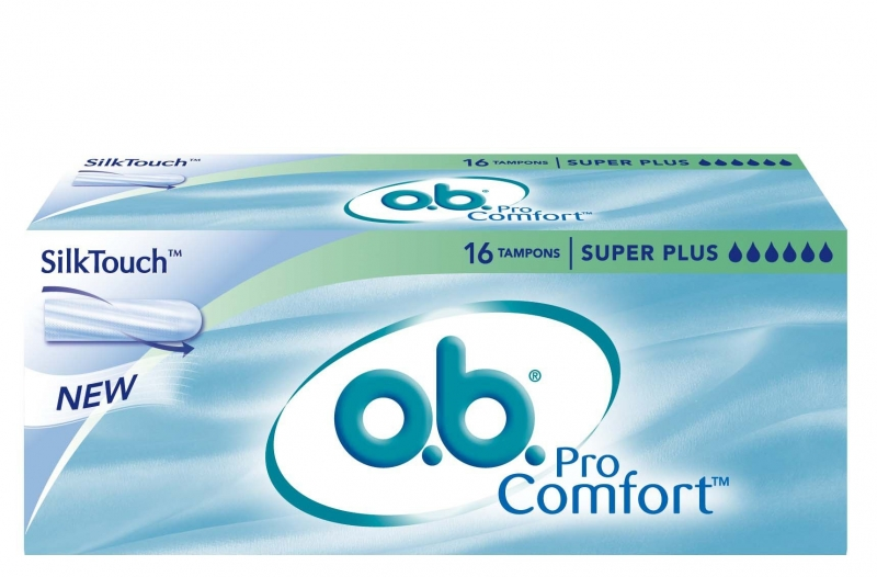 O.B tampon 16 db Super Plus