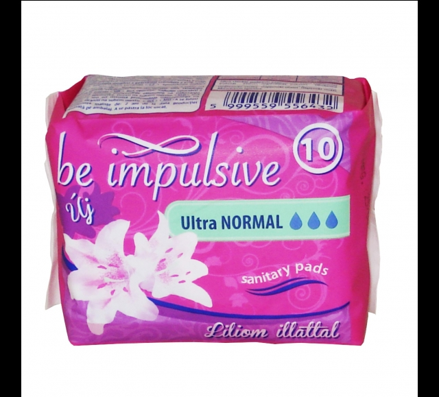 Be impulsive betét