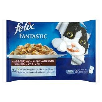Felix 3+1 Nyúl-Bárány ízekben