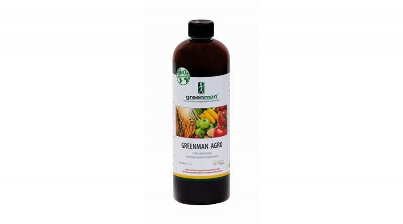 Greenman Agro Mikrobiológiai termésnövelő készítmény 1L