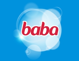 Baba tusfürdő Grapefruit és Bazsalikom 400 ml