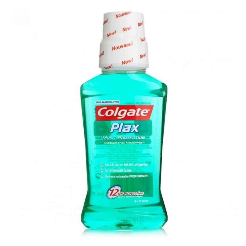 Colgate Plax soft mint szájvíz 250 ml