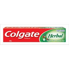 Colgate fogkrém 2x75 ml Herbal original
