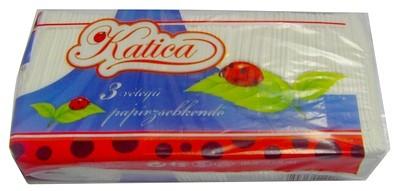 Katica Papír Zsebkendő