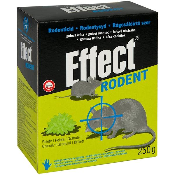 Effect Rodent rágcsálóirtó pép 250 g