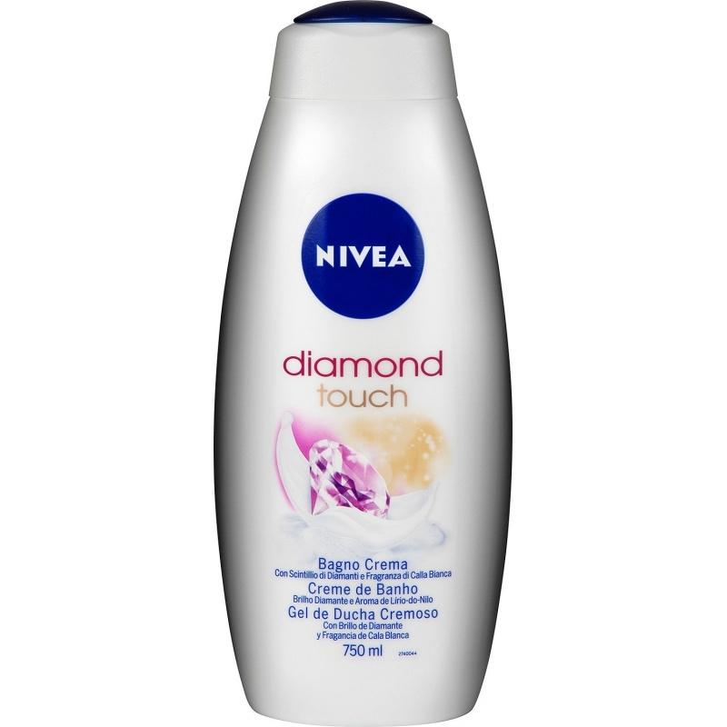 Nivea krámhabfürdő Gyémánt érintés 750ml