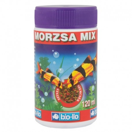 Bio-lio Morzsa mix 120ml