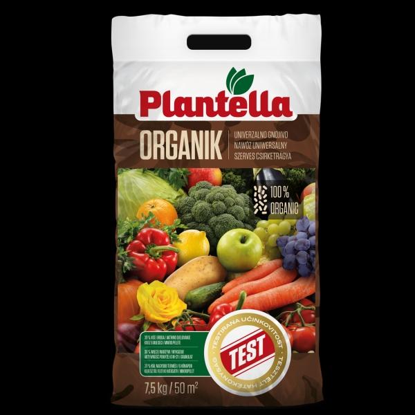 Plantella 100%-os szerves trágya 7,5 kg