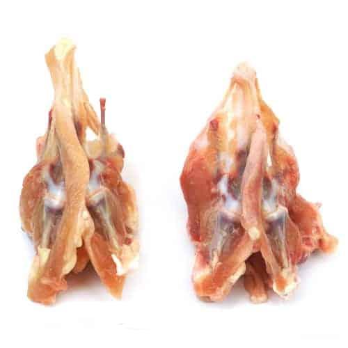 Csirke mellporc