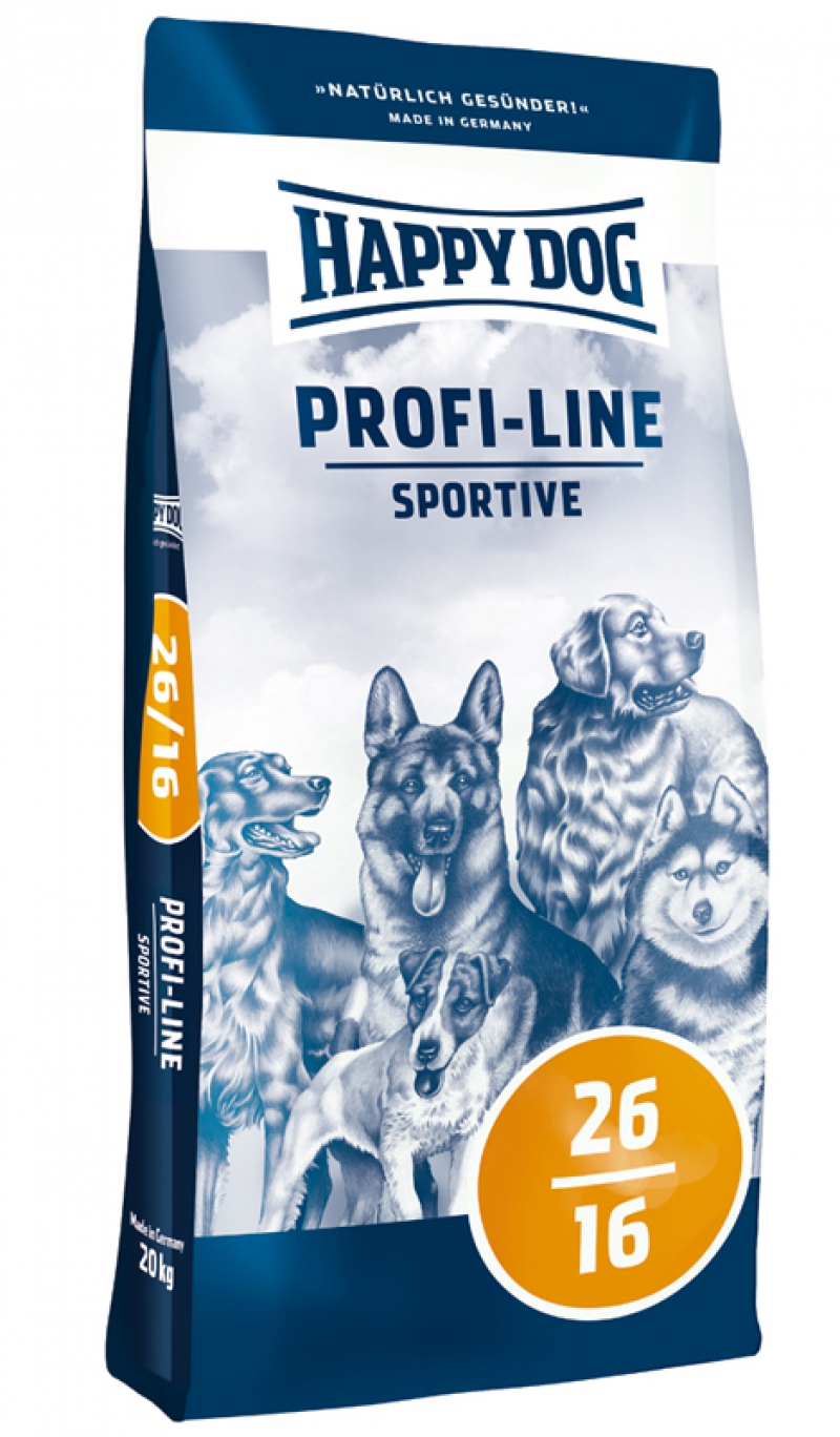 Happy Dog Profi Line Krokette Sportive 26/16   20 kg