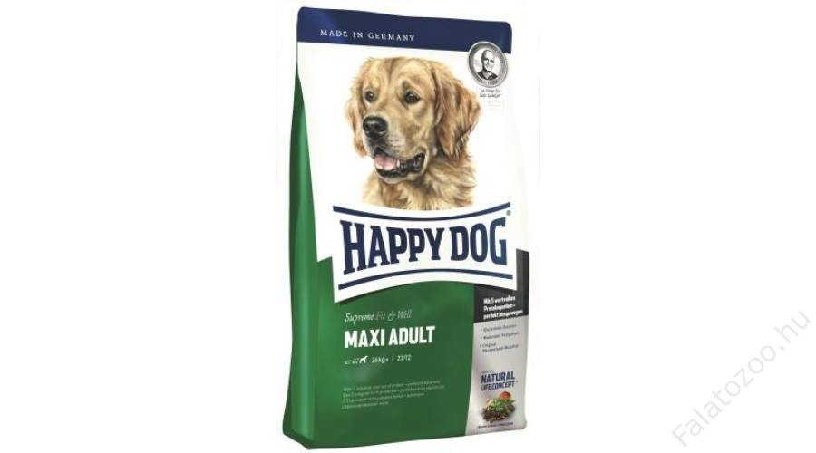 Happy Dog Supreme Fit & Well Adult Maxi 4 kg