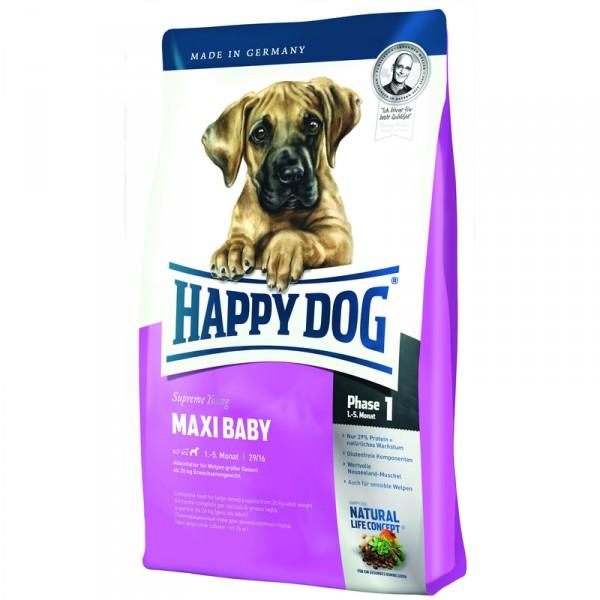 Happy Dog Supreme Junior Maxi Baby GR 29   1 kg
