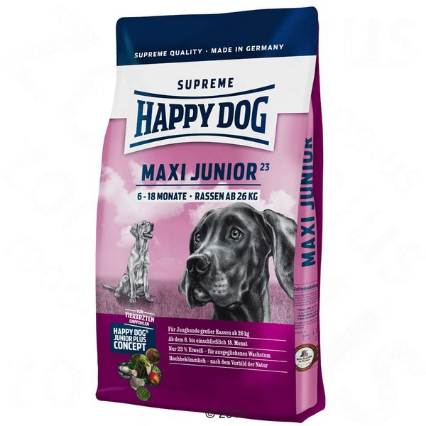 Happy Dog Supreme Maxi Junior GR 23  1 kg