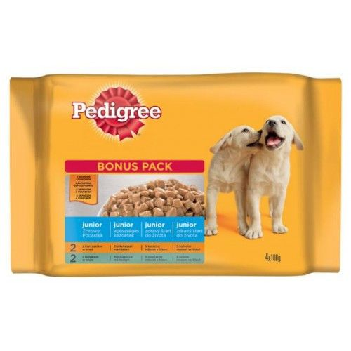 Pedigree Junior 4x100 g