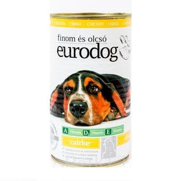 Euro dog 1240 g csirkehús ízű