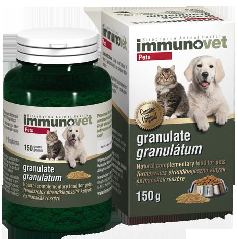 Immunovet Pets Immunerősítő 150g