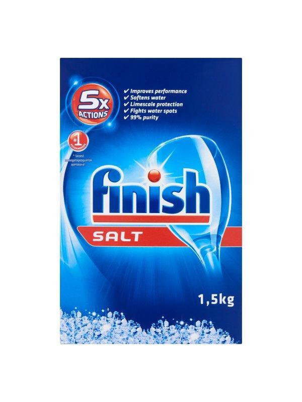 Finish Mosogatógép só, 1,5 kg