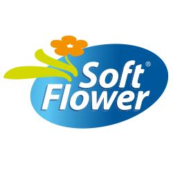 Soft Flower 3 rétegű WC papír 10db-os