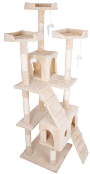 Óriás macska mászóka