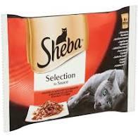 Sheba alutasakos 3+1 Zamatos választék
